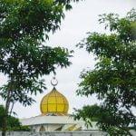 masjid pahang sujood