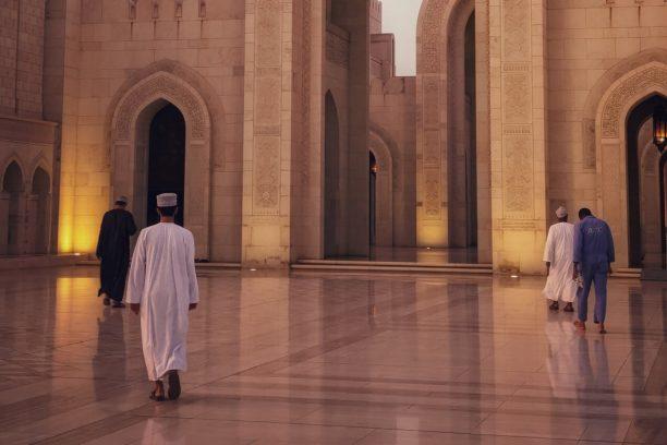 kenapa masjid sujood